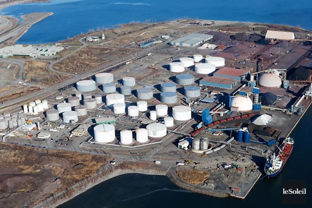 Les règles québécoises inopérantes en zone portuaire | Le Devoir