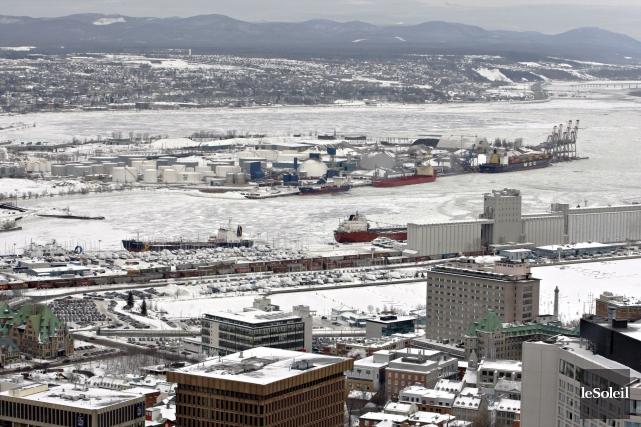 Le gouvernement du Québec n'a pas juridiction au Port de Québec | JDQ